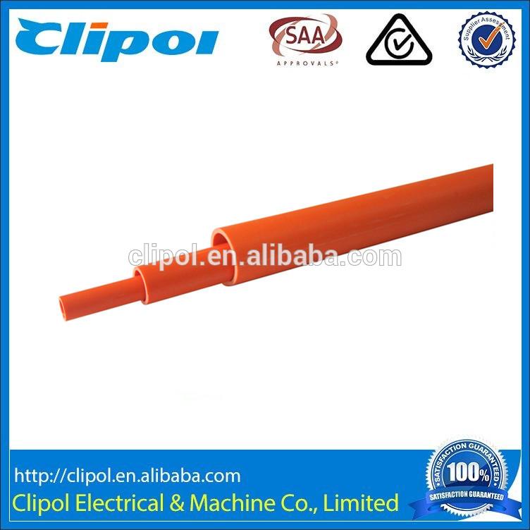 High quality 20mm Rigid Electrical Conduit Heavy Duty UV Resistant