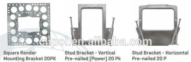 Full range plaster bracket